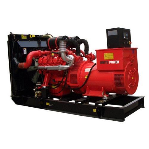 biogas genset